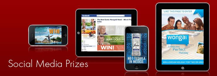 Social Media Prizes