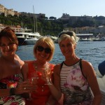 Loose Women Prize Promotion Winners on Holiday