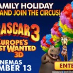 Madagascar 3 Promotion Image for Element London for Paramount