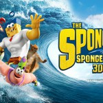 Spongebob Squarepants Sponge Out of Water Prize Promotion Image