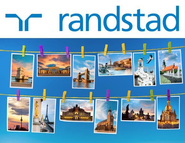 Randstad Internal Europe Breaks Incentive | Element