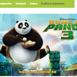 Kung Fu Panda 3 Prize Promotion Image