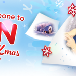 Win the Ultimate Xmas Kleenex Prize Promotion Image | Element