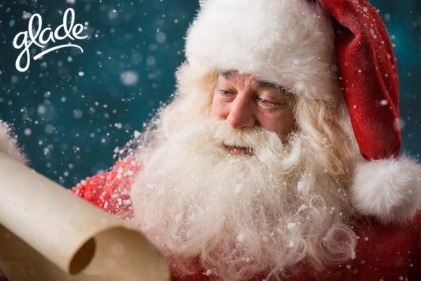 Glade Win a Trip to Meet Santa Prize Promotion | Element London