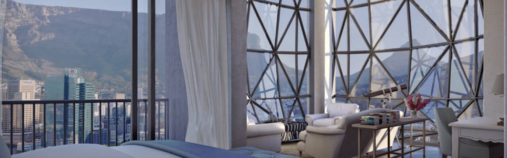 The Silo Cape Town hotel for arty prize promotion destination
