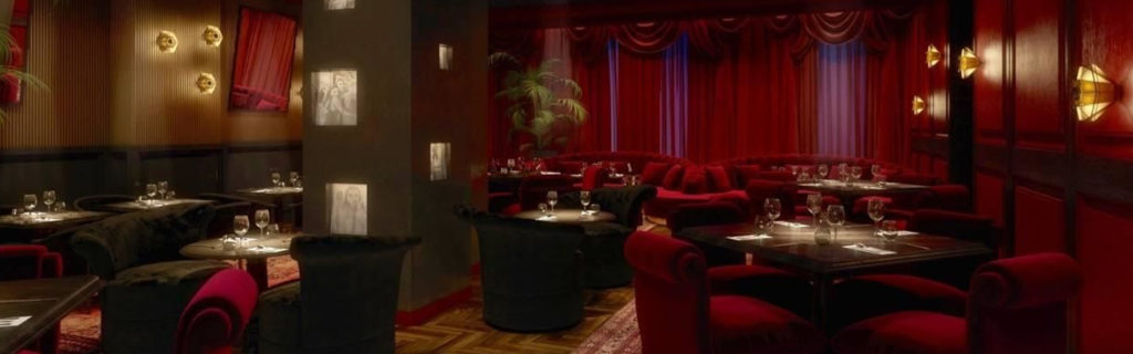 provacateur hotel in berlin for burlesque prize promotion