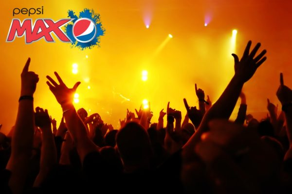 People at a music festival to illustrate Pepsi Max Maximum Music No Boundaries prize campaign | Element - The Prize & Incentive People