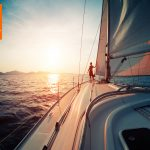 Yacht to illustrate Orange pan-European internal travel incentive | Element - The Prize & Incentive People